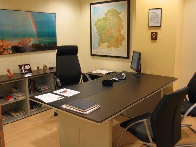Despacho del director Despacho
